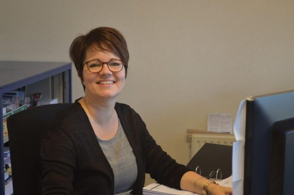 Marieke ter Welle, secretaresse, m.terwelle@ceb-overijssel.nl